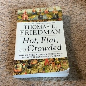 Hot, Flat and Crowded book